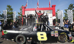 John Hunter Nemechek Victorious at the Canadian Tire Motorsports Park
